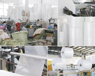 气泡袋厂家厂房环境